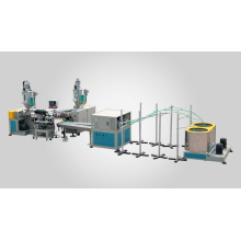PVC/TUP sprial sunction hose/pipe extrusion line