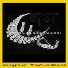 Exquisite and stunning wedding jewelry sets