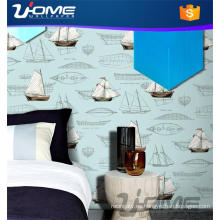 Última Popular decorativo Wallcovering 3D para pared