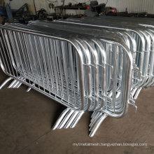 Traffic Safety Metal Steel Crowd Control Barricade.