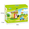 Educational Construction Engineering Building Blocks Set