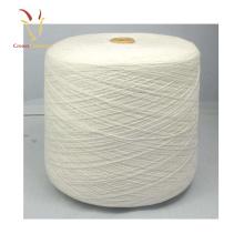 Fil à tricoter à la main 100% laine de cachemire bon marché teints à la main