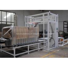 máquina de envolvimento de tubos de aço inoxidável