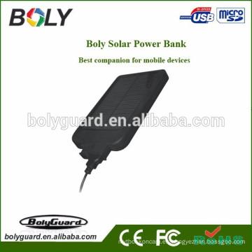 2015 productos más vendidos Banco portátil de alta potencia del poder de la fuente de energía solar del panel solar