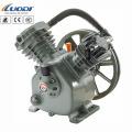 V type 2 compresseur d'air pompe pompe piston compresseur d'air tête à vendre