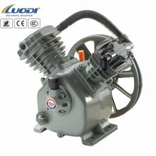 V тип 2 цилиндр воздушный компрессор насос поршневой воздушный компрессор головка для продажи