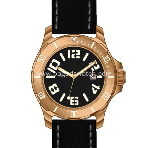 Best Swiss automatic bronze watches