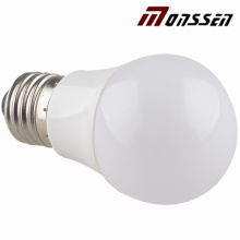 9W E27 Aluminium PC Cover LED Bulb Light