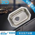 Small hand washing kitchen basin sink