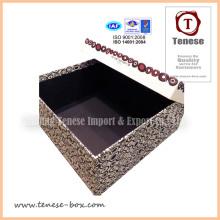 Elegant Art Paper Cardboard Gift Packaging Box