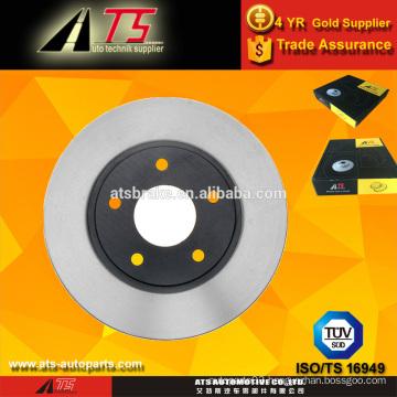 car Front disc brake rotor,car parts of brake system, auto parts