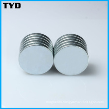 N52 Neodymium Sintered Strong Disc Permanent NdFeB Magnet