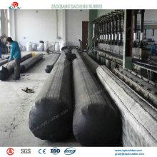 Airbag de goma inflable neumático para la alcantarilla concreta