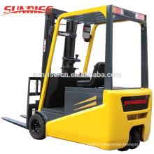 chariots élévateurs manuels fabricant de Chine / manuel mini chariot élévateur électrique