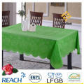 137cm PVC Color Lace Tablecloth on Rolls