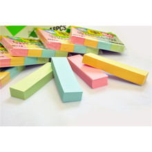 3*3*1/4 Inch 75GSM Sticky Note Pad with 4 Light Colors