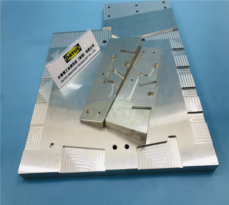 4 Axis CNC Machining and CNC Verical Machining
