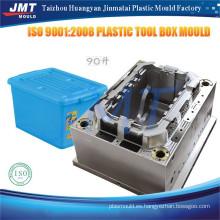 Caliente nuevo ultra alta alabanza caja de plástico molde de la muestra