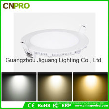 Wholesale Commercial 205mm 225mm Diameter 18W LED Panel Light