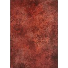 Corten color coated aluminum sheets