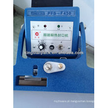 Máquina de vedação de pedal PFS-F350 04