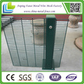 76.2mmx12.7mm 358 Security Fence with Barbed Wire for Prison