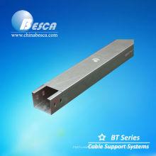 Tronco de cable de piso galvanizado (UL, IEC, SGS y CE)