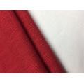 Rayon de linho 12s com tecido sólido slub