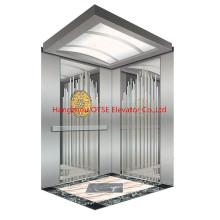 OTSE 1600kg 21 ascenseur chinois pour immeuble de grande taille