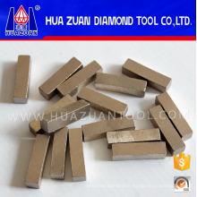 Segment de marbre de coupe rapide de haute qualité de Huazuan