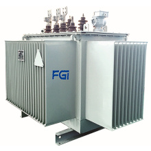High Efficiency Padmount Liquid Filled Transformers