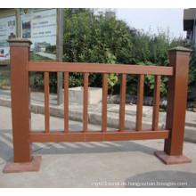 Anti-UV WPC Zaun Hersteller aus China