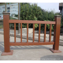 Anti-UV WPC Fence Manufacturer From China