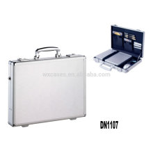 strong&portable aluminum laptop case from China manufacturer