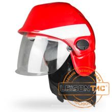 Xfk-03r-1 casco de lucha contra incendios adoptar plástico reforzado