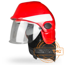 Xfk-03r-1 Fire Fighting Helmet Adopt Reinforced Plastic
