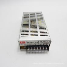 MEANWELL SP-150-12 150W 12V con fuente de alimentación PFC