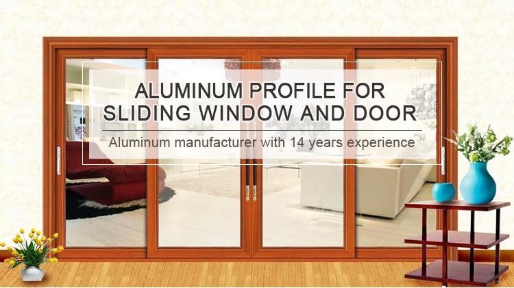 Sliding Door Aluminium Profile