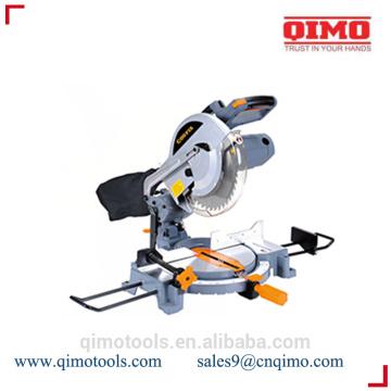 Sierra de inglete industrial 255mm 1800w 5000r / m yongkang qimo