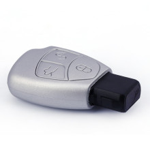 Tampa do carro Mercedes Benz Key Cover