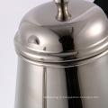 1000ml из нержавеющей стали капельного кофе чайник чая горшок