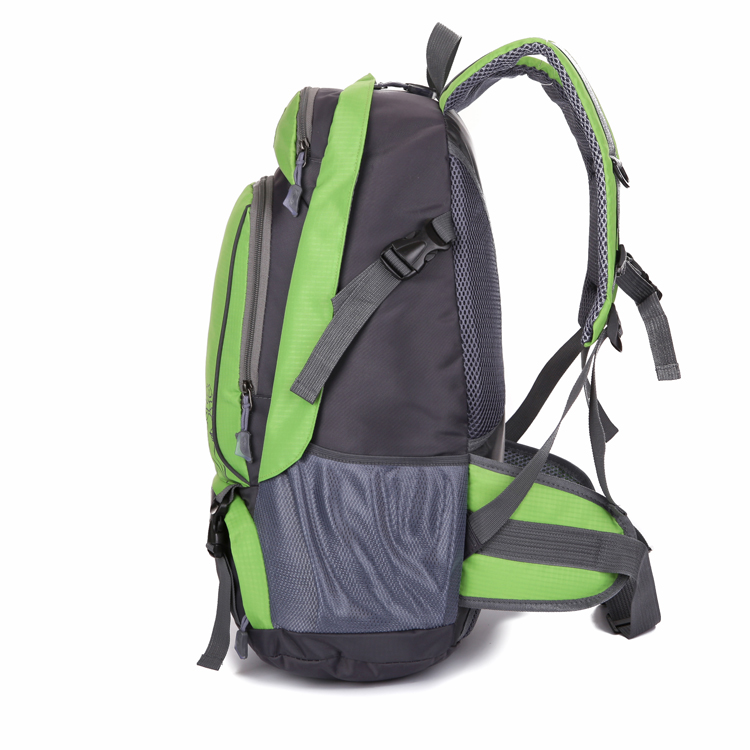 wholesale nylon material outdoor backpack