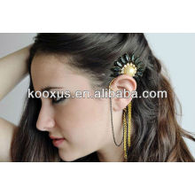 2014 fashion flower earring earring vners charm earring