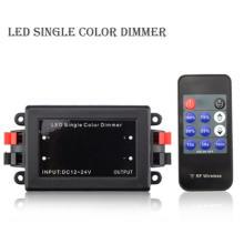 Новый dc12-24В 192вт один цвет РФ диммер беспроводной контроллер