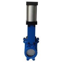geflanscht pn16 steuerung karton stahl stem gate valve dn100