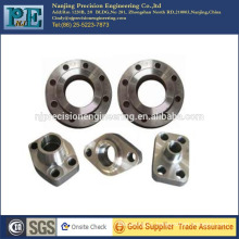 CNC turning flanges,cnc machining motorcycle parts