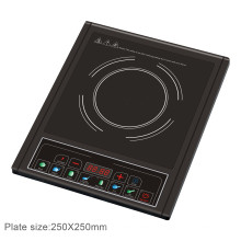 Cuisinière à induction suprême 2200W avec arrêt automatique (A39)