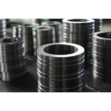 Engineering Alloy Steel Rolled Ring Forging ForPetroleum ,