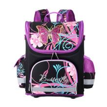 Hot Selling Cute EVA Hard Shell Boys Girls School Bag Butterfly Car Printing Children's Backpacks for Kids