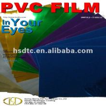 PVC Metallic Film